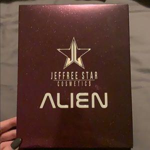 Jeffree Star Alien Palette BOX ONLY